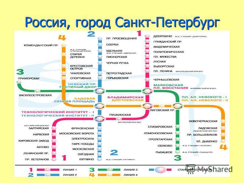 Россия, город Санкт-Петербург