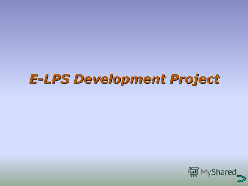 E-LPS Development Project