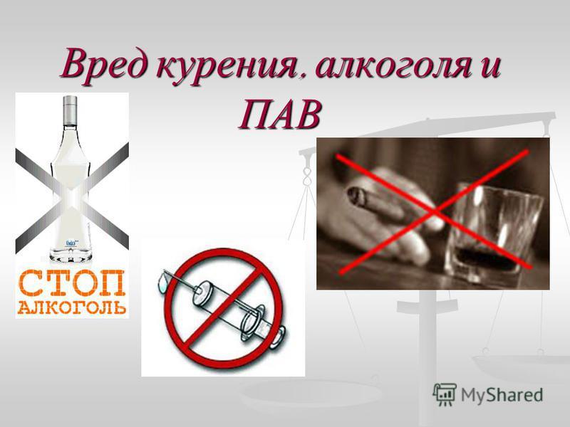 Профилактика зависимости от курения и ПАВ Над созданием слайдов работали Козулева В. и Новикова В. ученицы 9 класса