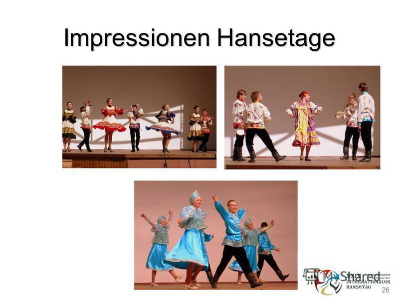 Impressionen Hansetage 26