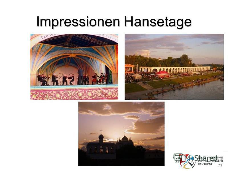 Impressionen Hansetage 27