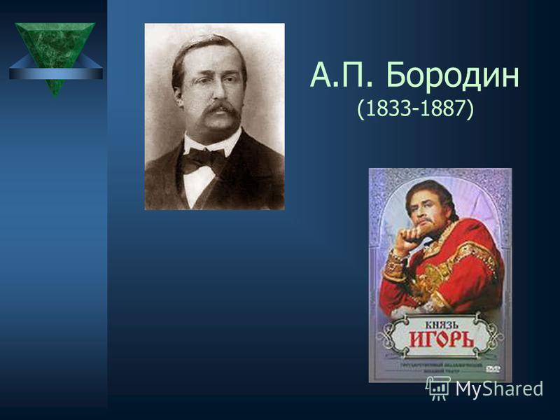 А.П. Бородин (1833-1887)