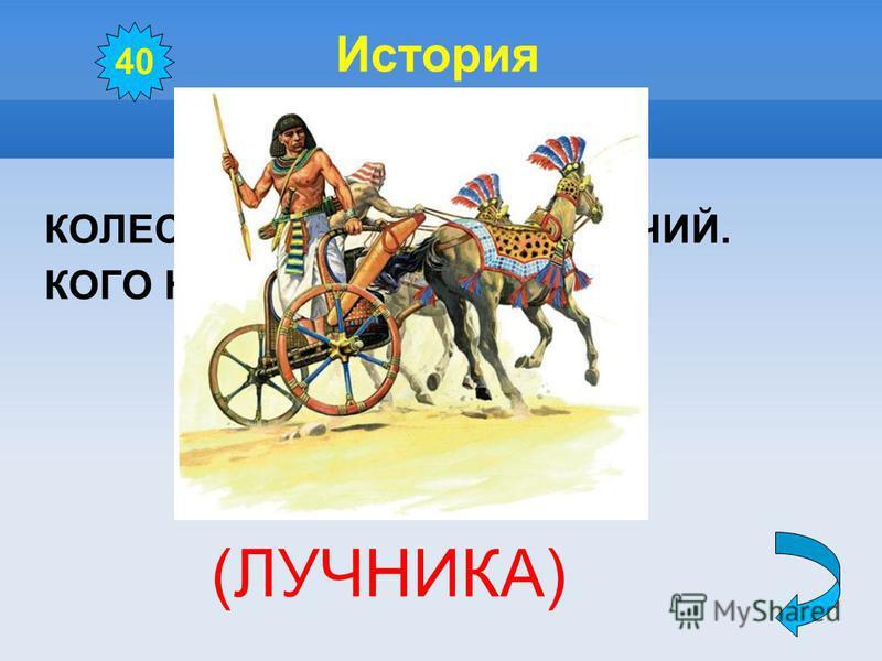 История КОЛЕСНИЦА, 2 КОНЯ, ВОЗНИЧИЙ. КОГО НЕ ХВАТАЕТ? (ЛУЧНИКА) 40