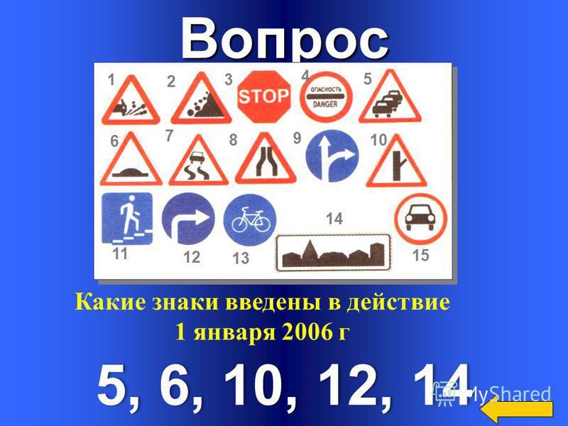 Вопрос 7, 8, 137, 8, 13 К группе дорожных знаков особого предписания относятся знаки 1 2 34 5 6 7 8 9 10 11 12 13 1415 16
