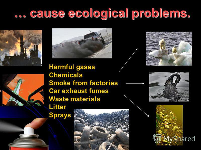 solutions to ecological problems