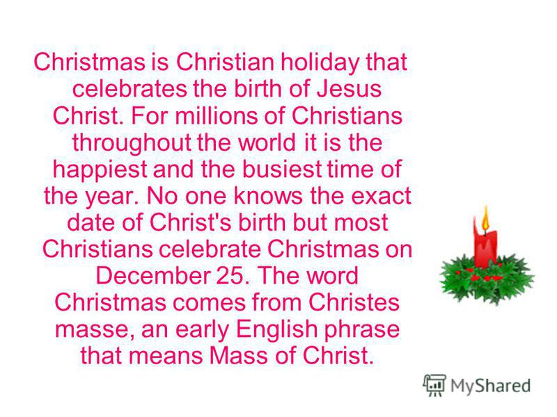 Christian discussion about dating birth of jesus