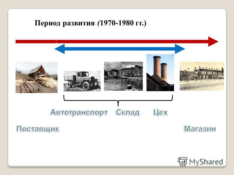 Период развития (1970-1980 гг.)