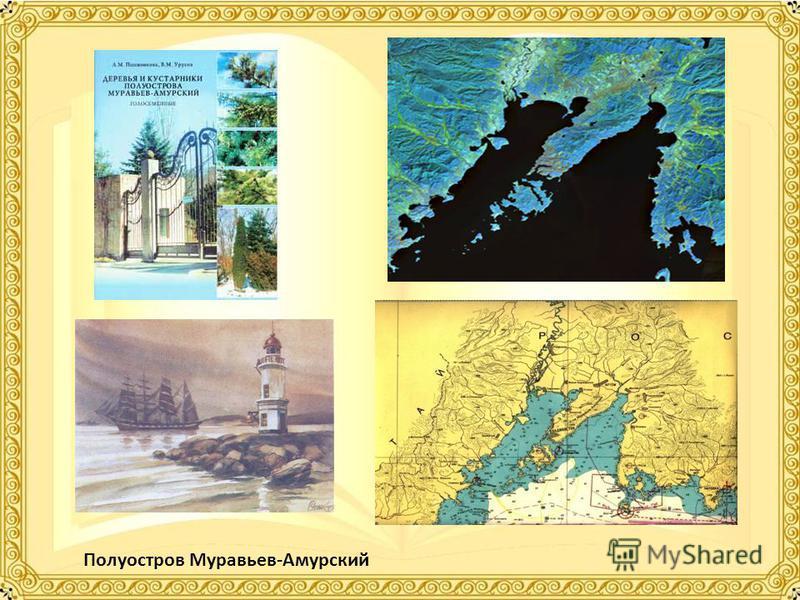 Полуостров Муравьев-Амурский