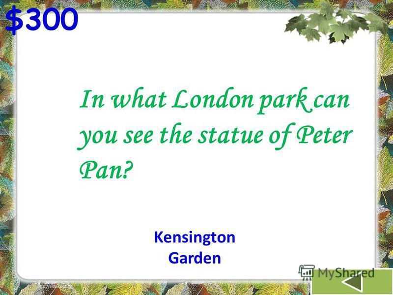 What monument is situated in Trafalgar Square? $200 Nelsons Column