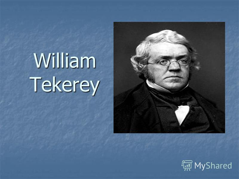 William Tekerey