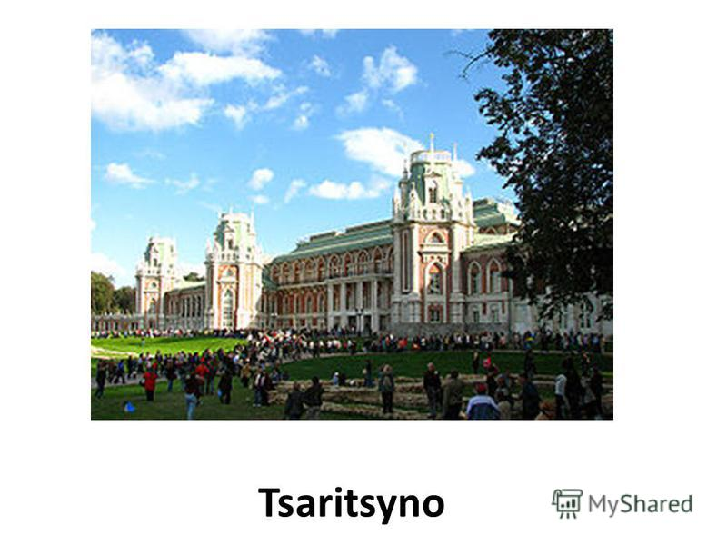 Tsaritsyno