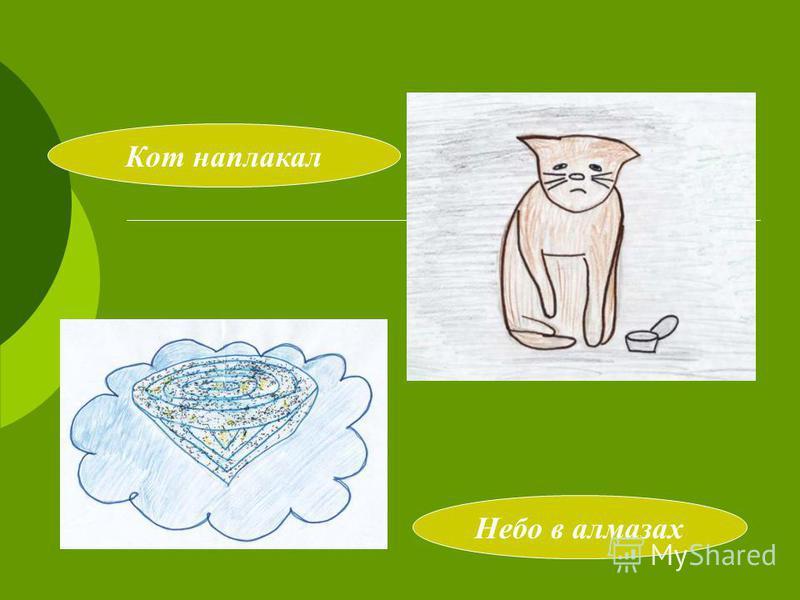 Кот наплакал Небо в алмазах