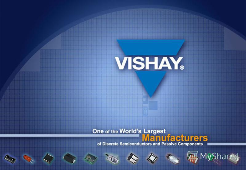 $ Как продавать Vishay $