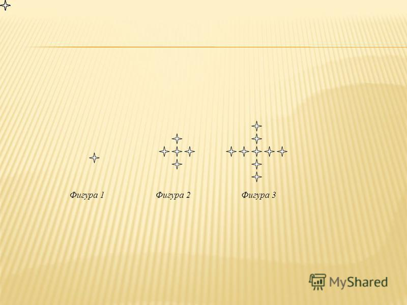 Фигура 1Фигура 2Фигура 3