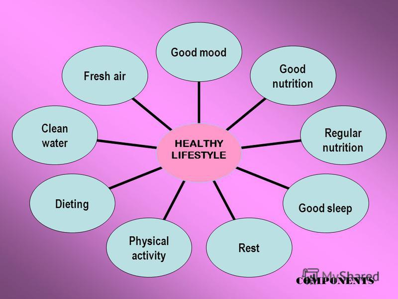 HEALTH DEPENDS ON