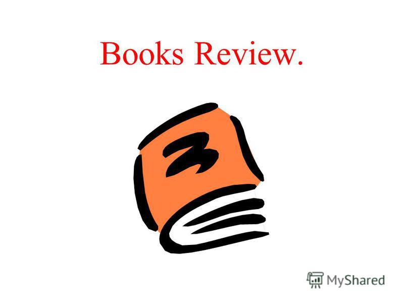 Books Review.