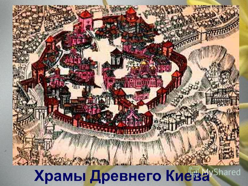Храмы Древнего Киева