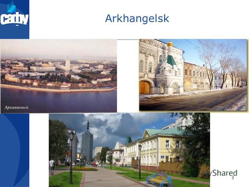 3 Arkhangelsk