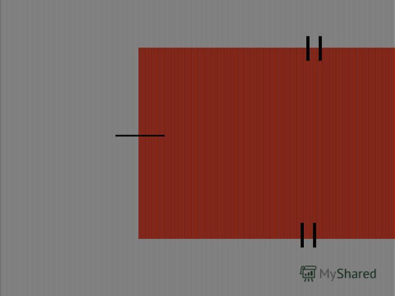 КВАДРАТ – это прямоугольник, у которого … а) все стороны равны; б) противоположные углы равны; в) противоположные стороны параллельны и равны; г) все углы прямые.все стороны равны противоположные углы равны противоположные стороны параллельны и равны