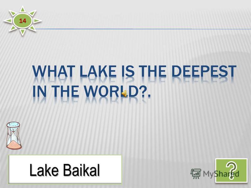 1414 Lake Baikal