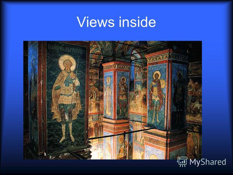 Views inside
