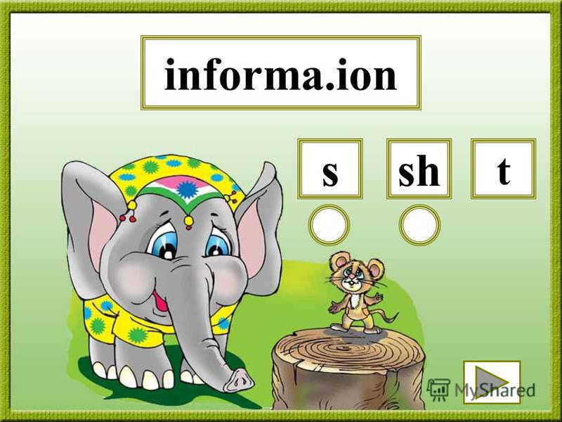 informa.ion ssh t