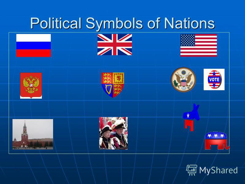 Political Symbols of Nations