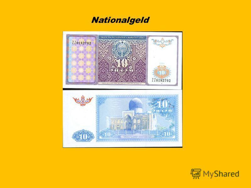 Nationalgeld