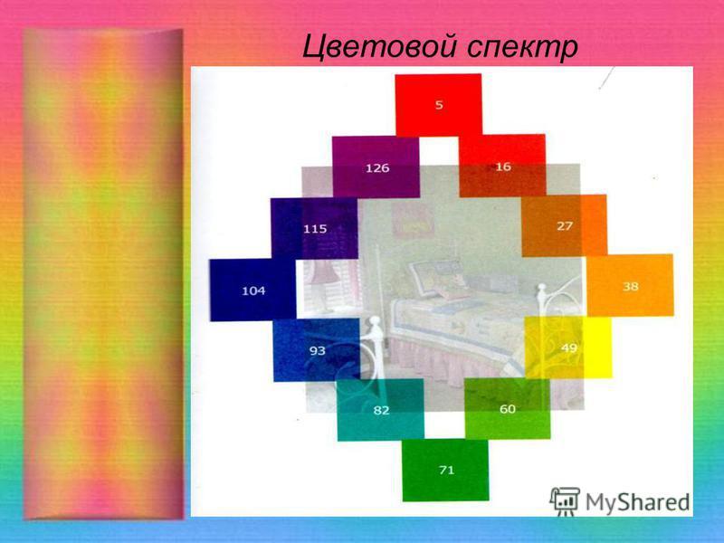 Цветовой спектр