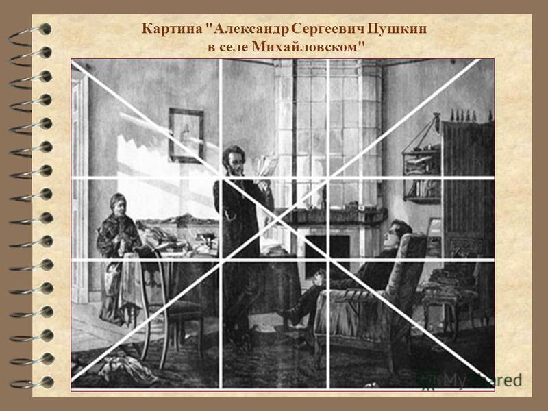 И.И. Шишкин «Сосновая роща»