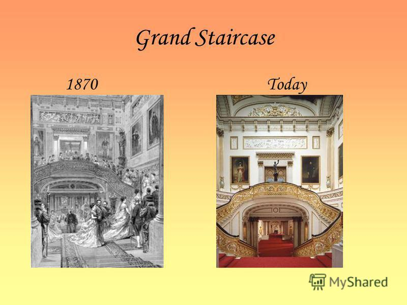 Grand Staircase 1 870 Today