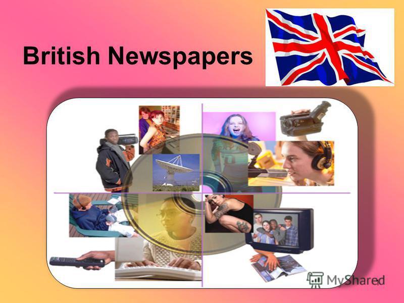 1 British Newspapers