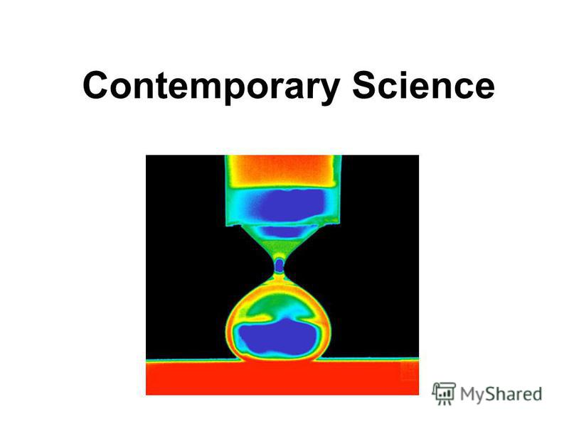 Contemporary Science