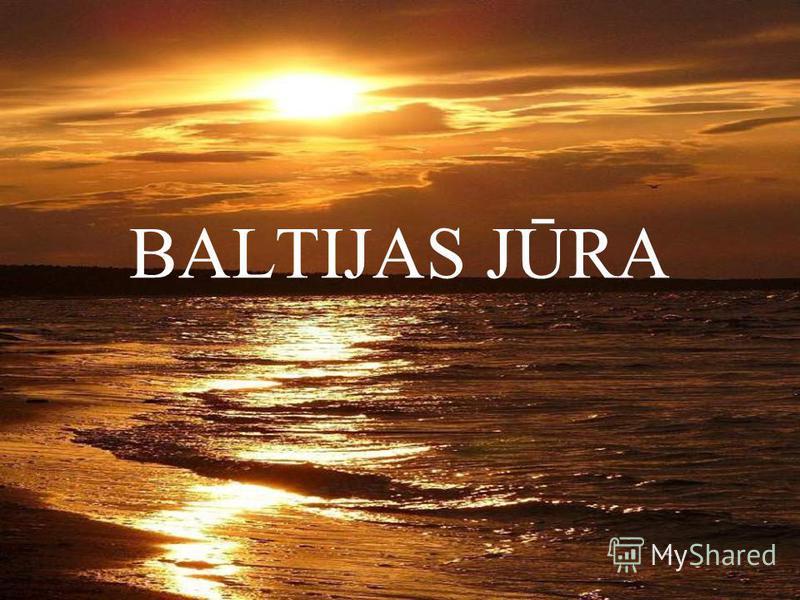 BALTIJAS JŪRA