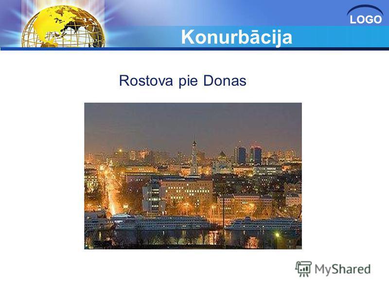 LOGO Konurbācija Rostova pie Donas