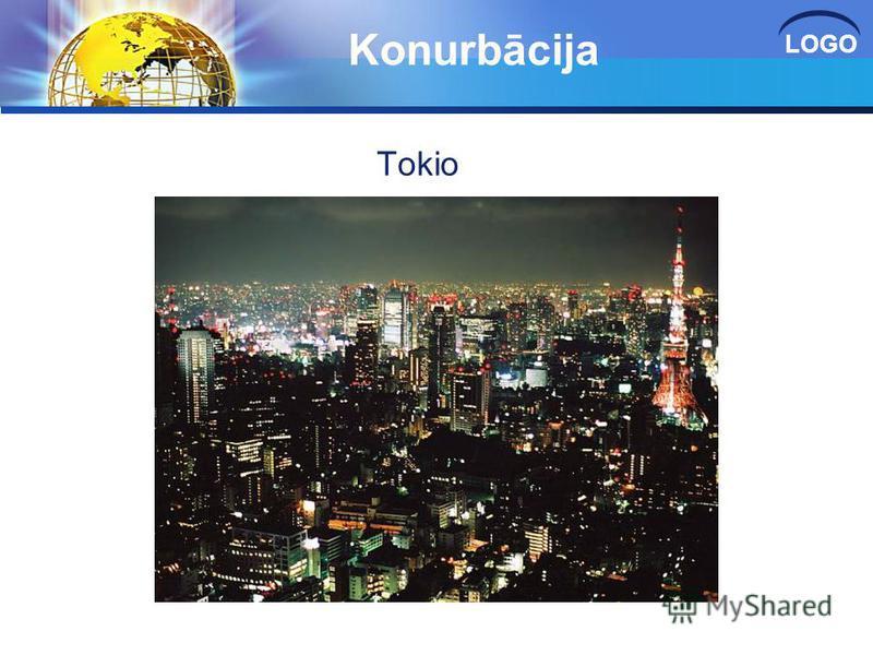 LOGO Konurbācija Tokio