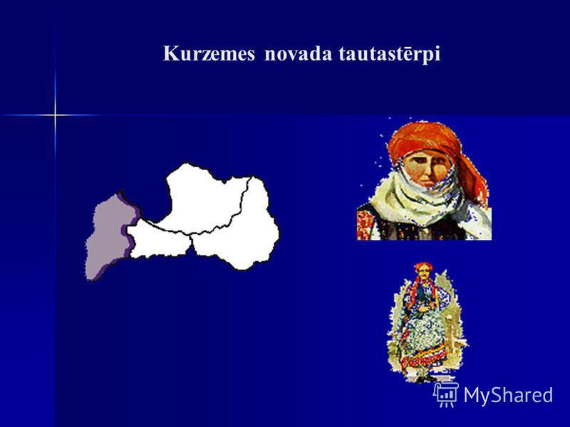 Kurzemes novada tautastērpi