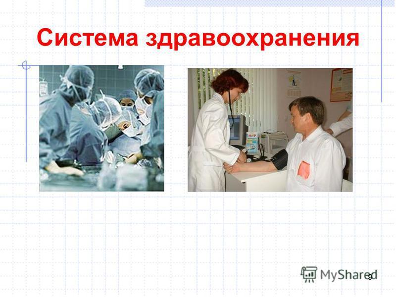 Система здравоохранения 9