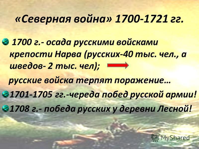 Пётр І искал союзников для дальнейшей борьбы с Турцией за выход в Чёрное море, а нашёл союзников для борьбы со Швецией- ТЕПЕРЬ УЖЕ ЗА ВЫХОД В Б АЛТИЙСКОЕ море!