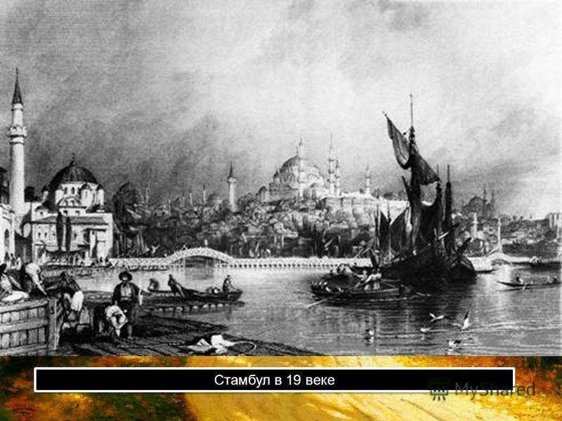 Стамбул в 19 веке