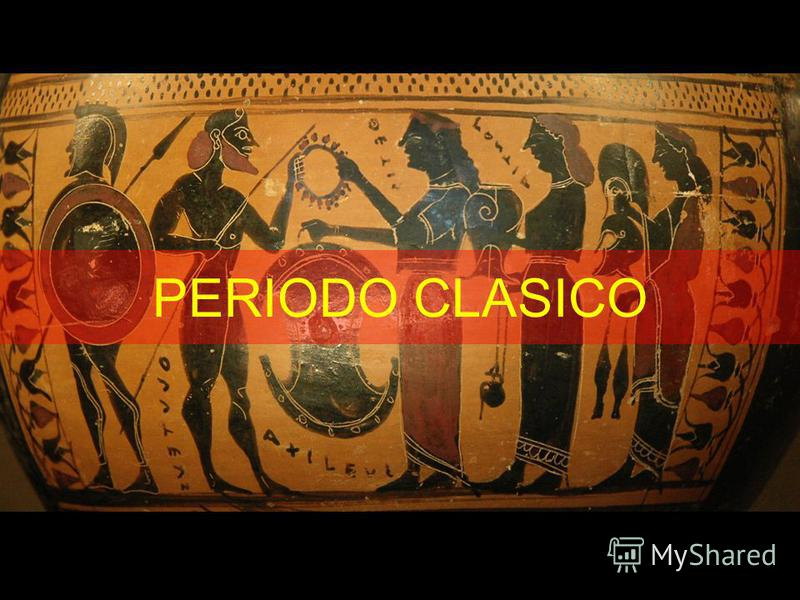 PERIODO CLASICO