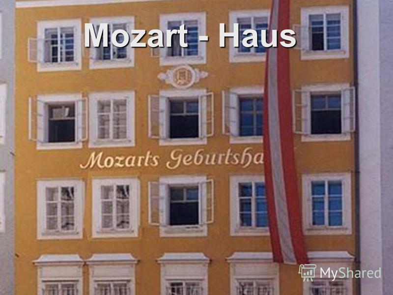 Mozart - Haus