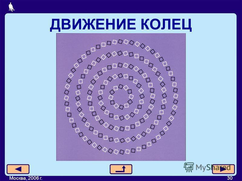 ДВИЖЕНИЕ КОЛЕЦ Москва, 2006 г.30
