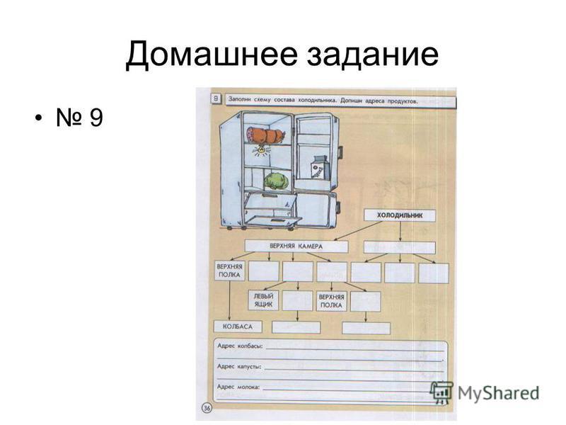 Домашнее задание 9