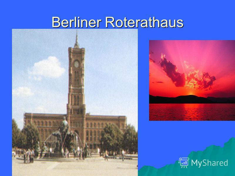 Berliner Roterathaus