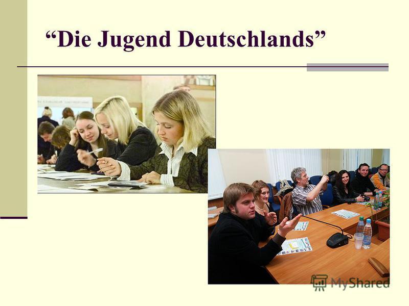 Die Jugend Deutschlands