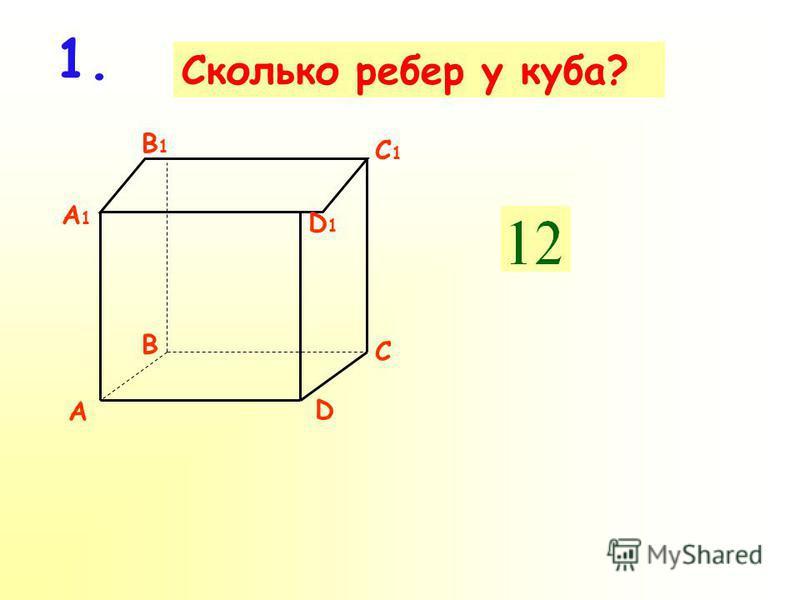 Автор – Логунова Л.В. «Прямоугольный параллелепипед»