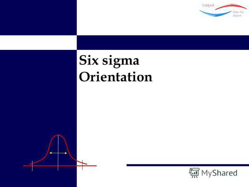 © All Rights Reserved TreQna 2005 Six sigma Orientation
