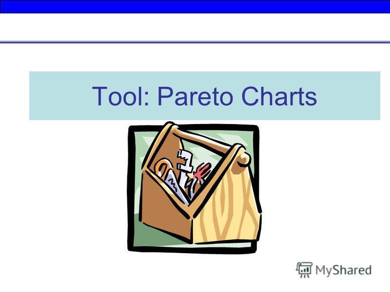 Tool: Pareto Charts