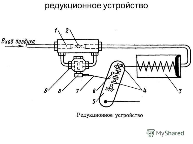 редукционное устройство